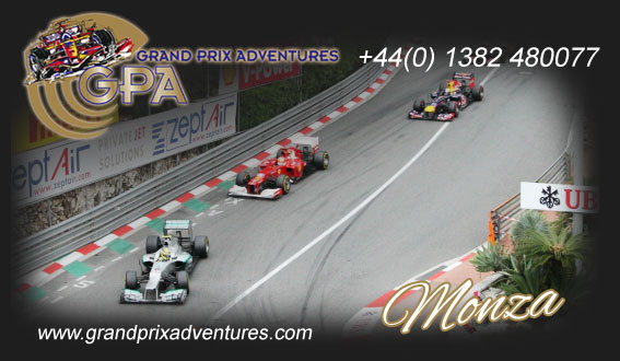 gpa monaco monza grand prix message