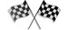 2 chequered flags