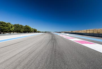 circuit paul ricard race track